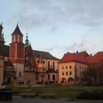 The Wawel Royal Castle in Kraków (Cracow), Poland. The reason for studying Polish and visiting Poland.